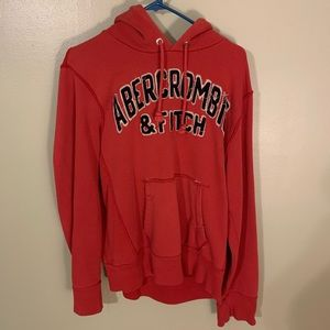 Abercrombie & Fitch Hoodie Sweatshirt Large